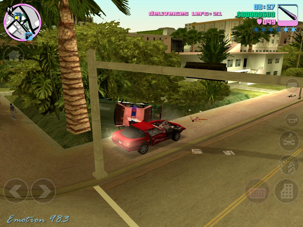 GTA Vice City Lite ARMV6,QVGA,HVGA