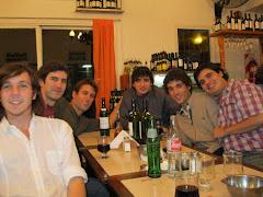 Estudiantes y la unión grupal..