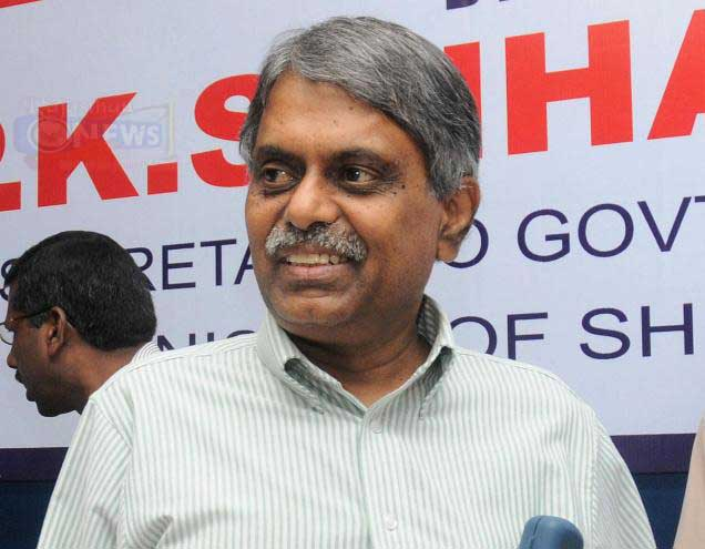 PK Sinha appointed cabinet secretary  Images