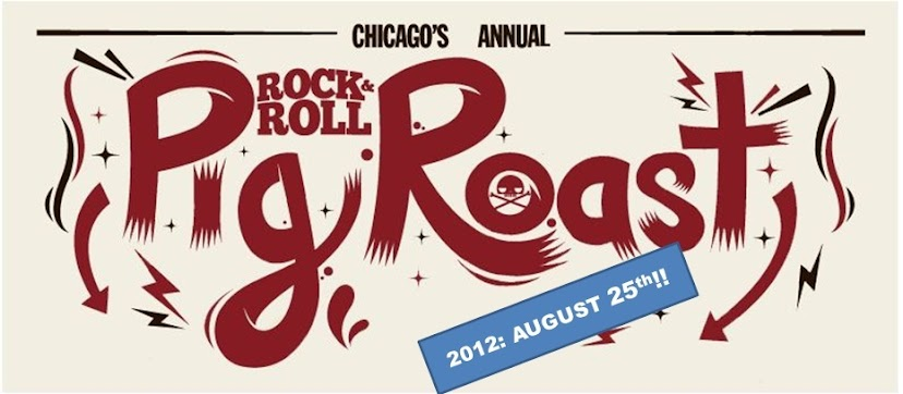 Rock and Roll Pigroast
