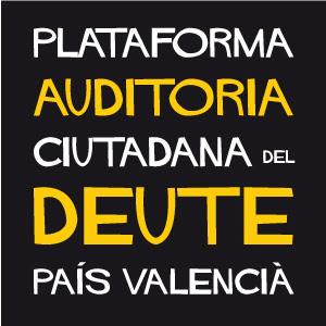 Carta para una movilización ciudadana contra la deuda en el País Valenciano