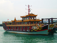 Watertours Dragon Cruise - on the Cheng Ho V