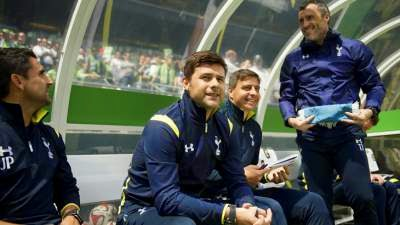 Spurs players hugely impressed with Pochettino
