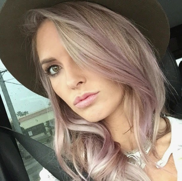 Beautytiptoday Com Audrina Patridge Dyes Hair Champagne