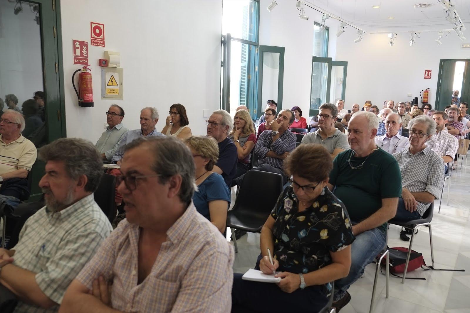 DÍA DE LA RENTA BÁSICA UNIVERSAL. Sevilla,21 de octubre de 2107