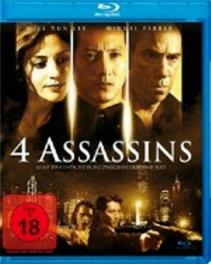 Four Assassins 2013 720p BluRay 700mb YIFY