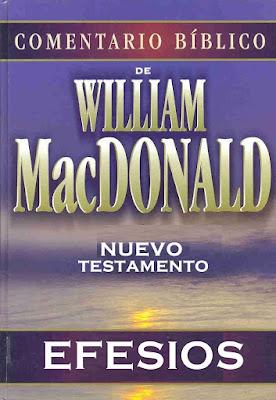 William MacDonald-Comentario Bíblico-Nuevo Testamento-Efesios-