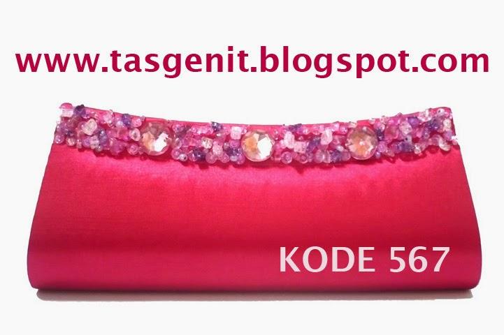 tas pesta payet, clutch bag pink, dompet kebaya