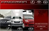 Freeman Dealership Home Page