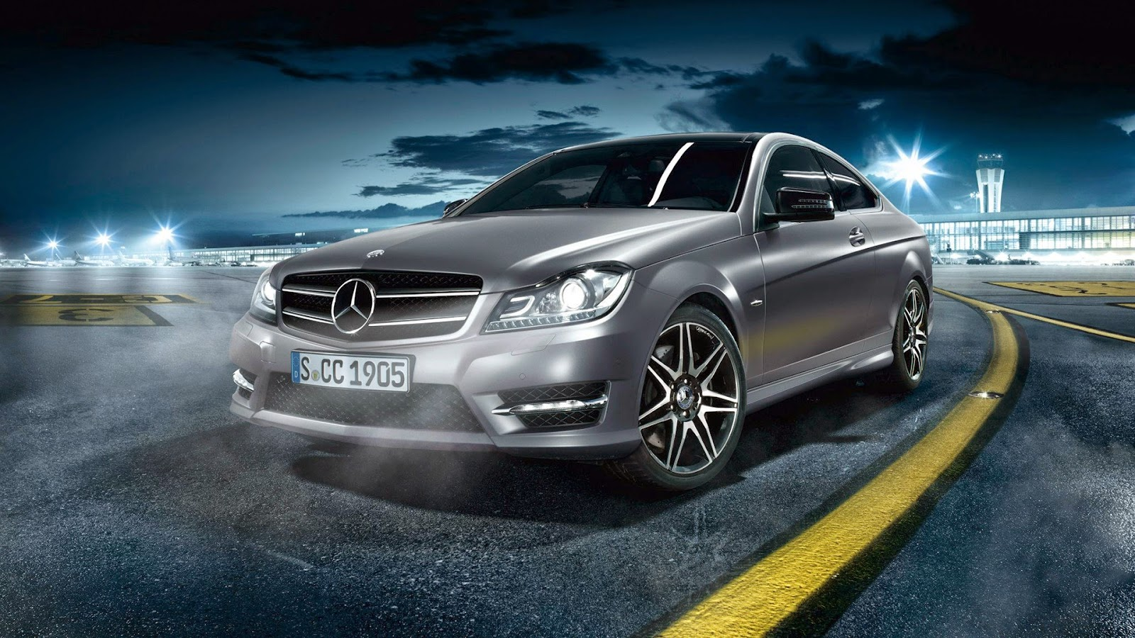 Mercedes-Benz car high resolution pictures