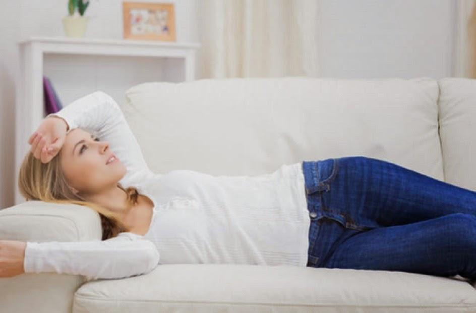 4 علامات لإنتهاء الدورة الشهرية