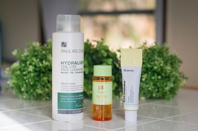 skincare, paulas choice, skincare review, caroline hirons, cold weather skin, winter skincare, dry skin routine, sephora, origins, clinique, olay, toner, acid