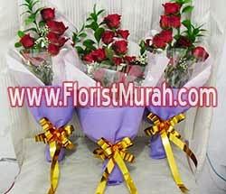 Sejarah Hari Valentine dan Rangkaian Bunga Mawar