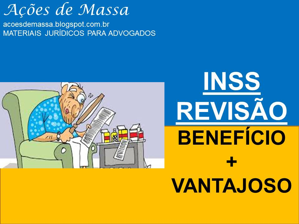 BENEFICIO MAIS VANTAJOSO