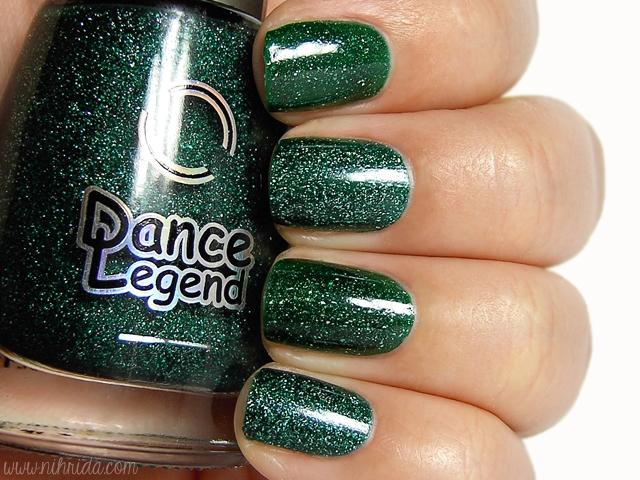 Dance Legend Poison VS piCture pOlish Kryptonite