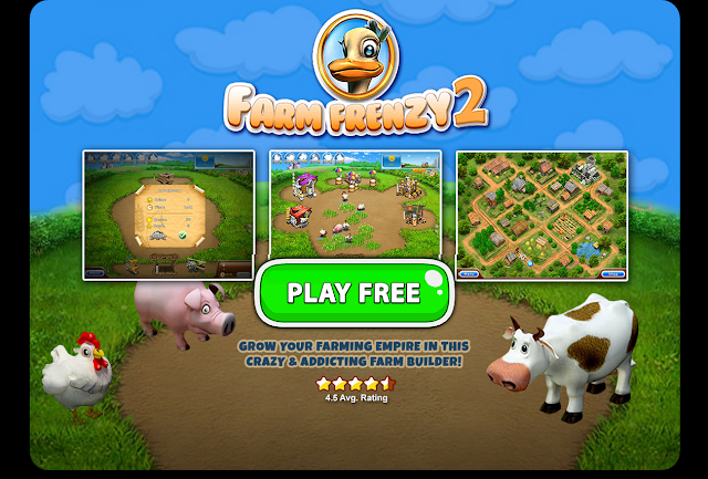 Farm Frenzy 2 - Virus