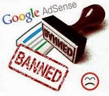 Mengatasi banned blog oleh google adSense