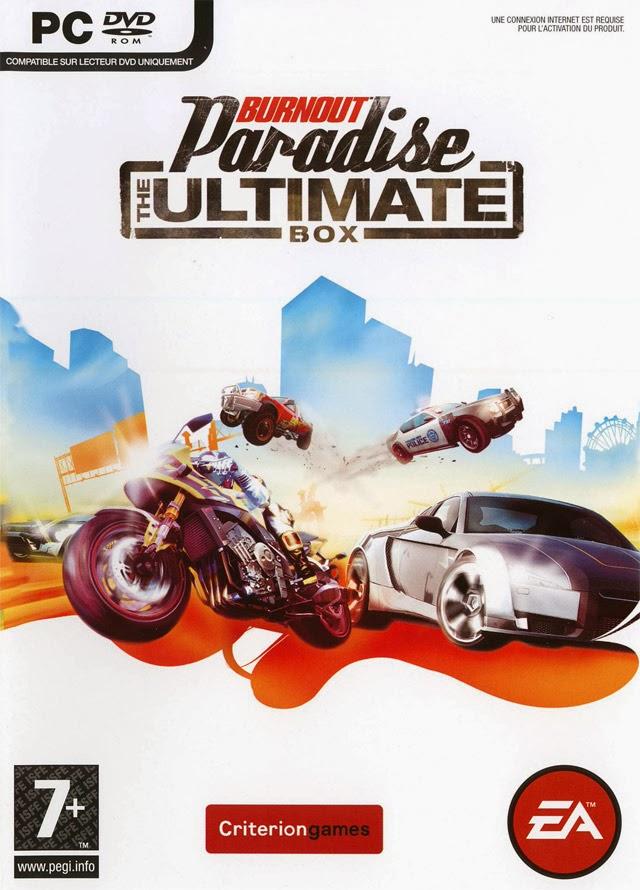 لعبة السباقات والمطارادات الرائعة وصاحبة الجرافيك المتميز Burnout Paradise:The Ultimate Box حصريا تحميل مباشر Burnout+Paradise+The+Ultimate+Box