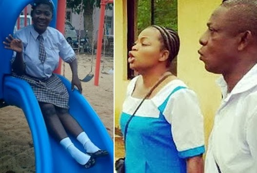 nollywood stars playing kids roles
