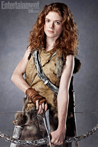 Fashion and Action: Game of Thrones - Season 3 Cast ...