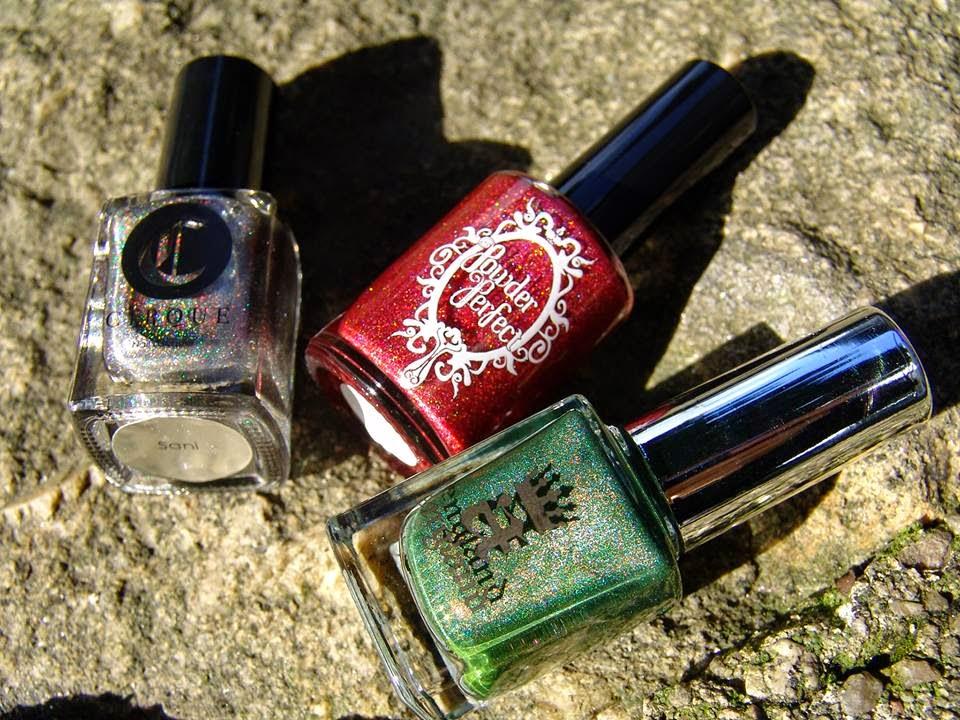 Brb Artesanato Urbano ~ Betty Nails Christmas Basket GIVEAWAY Multi blogger and Multi Brand (21 brands) INTERNATIONAL