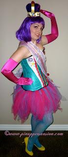 halloween 2012 corset costume designs featuring jessica