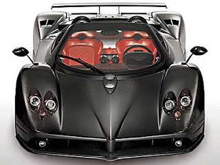 Pagani Zonda C12 | Mobil Termahal di Dunia