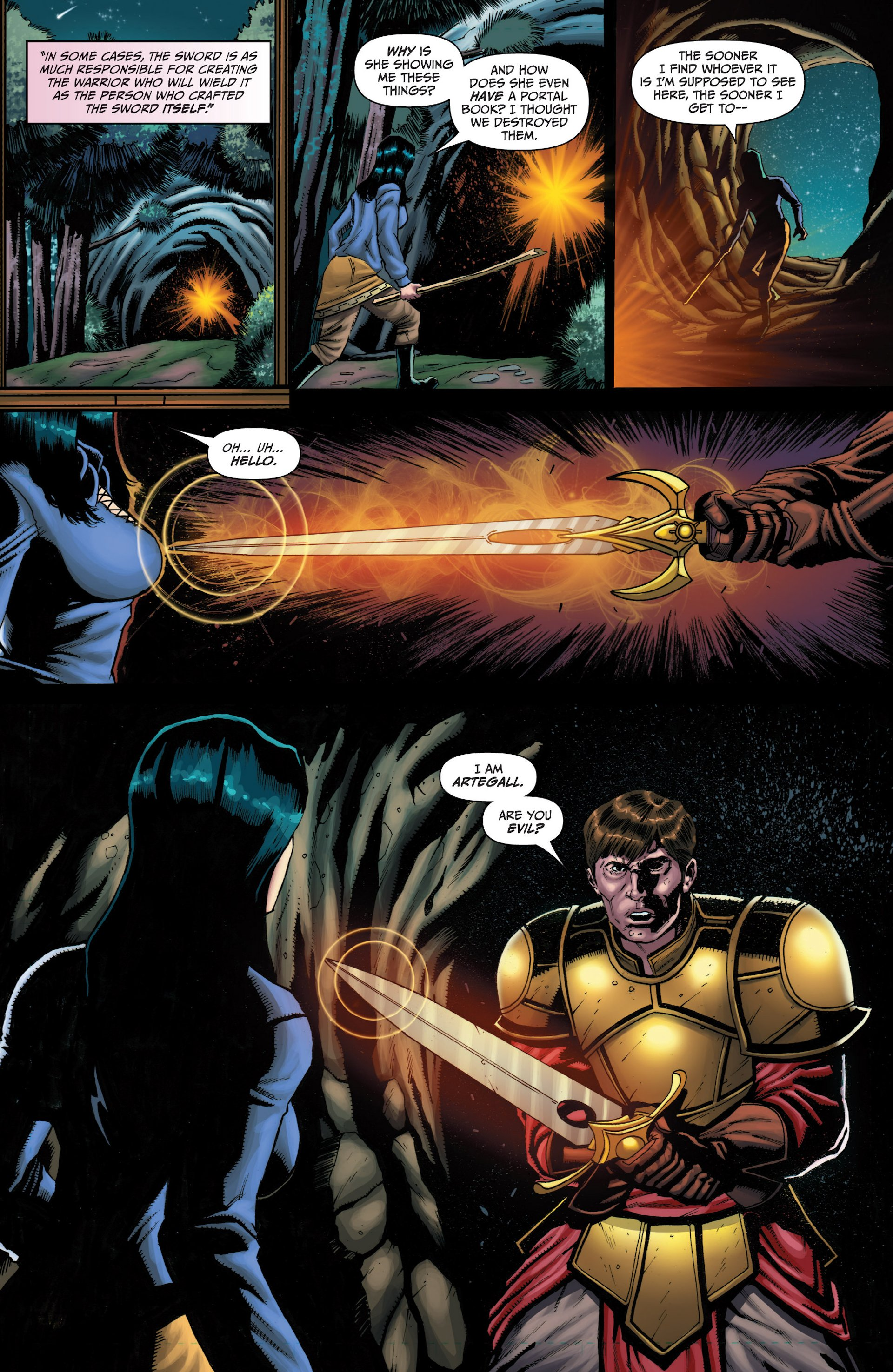Grimm Fairy Tales (2005) Issue #93 #96 - English 17