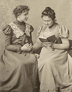 an introduction to the life of annie sullivan Helen keller was two years old when she became deaf and blind for years, she lived in a world of darknessand#8212until her teacher annie sullivan came along and did the seemingly impossible.