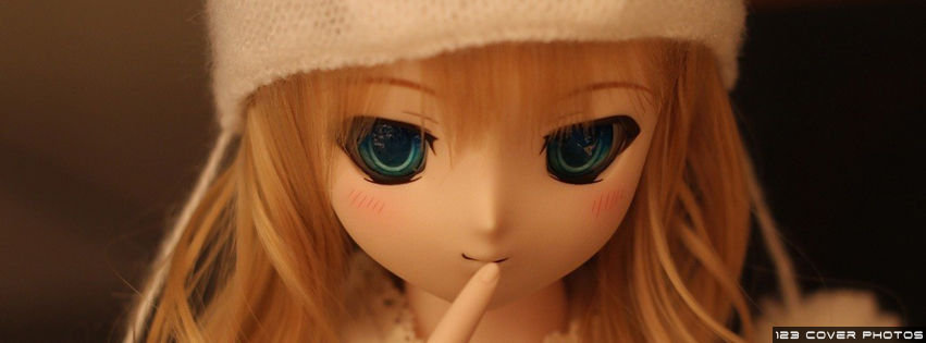 Thinking Doll FB Cover Photo