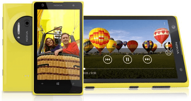 Lumia 1020 on AT&T
