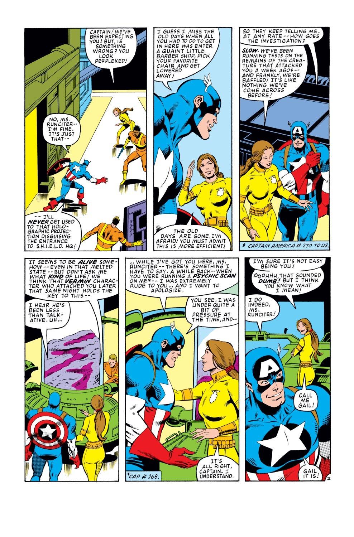 Captain America (1968) Issue #275 #191 - English 3