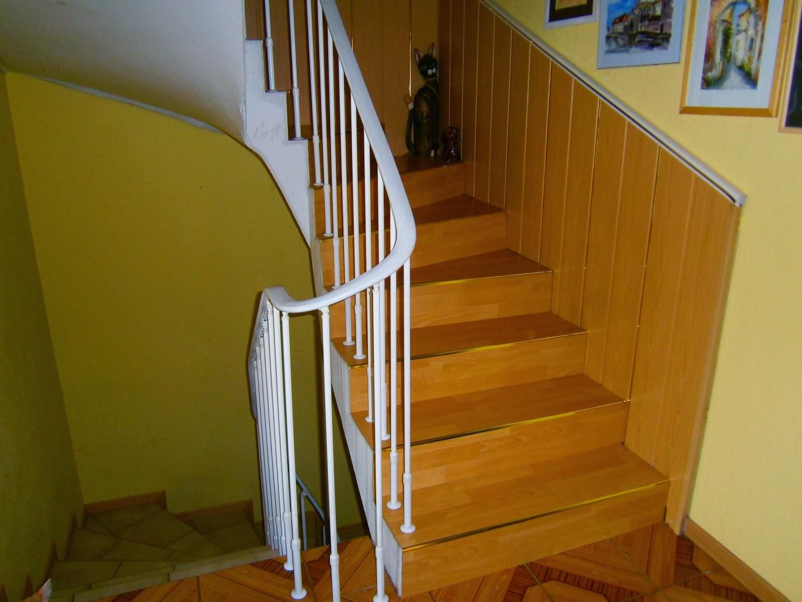 h k treppenrenovierung die renovierung einer betontreppe. Black Bedroom Furniture Sets. Home Design Ideas