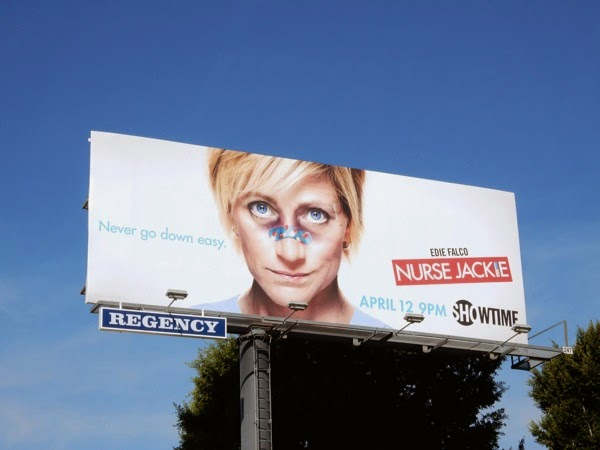 Nurse Jackie final season 7 billboard
