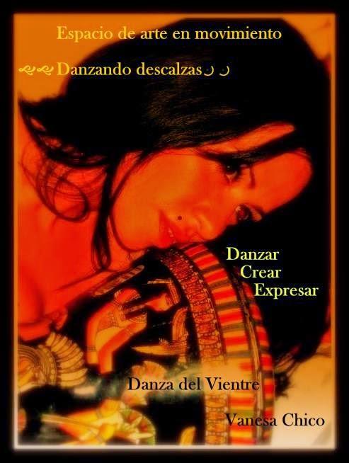 Danzas Árabes Vanesa Chico
