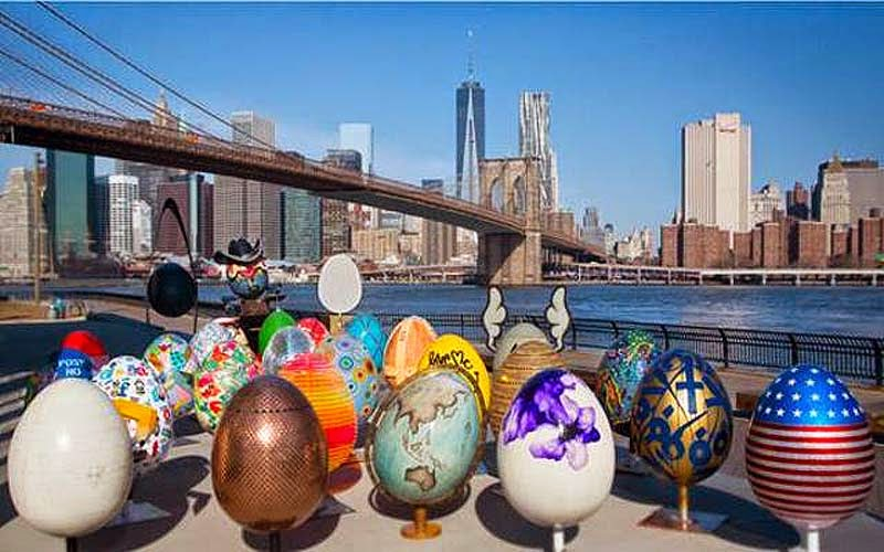 The Big Egg Hunt NYC