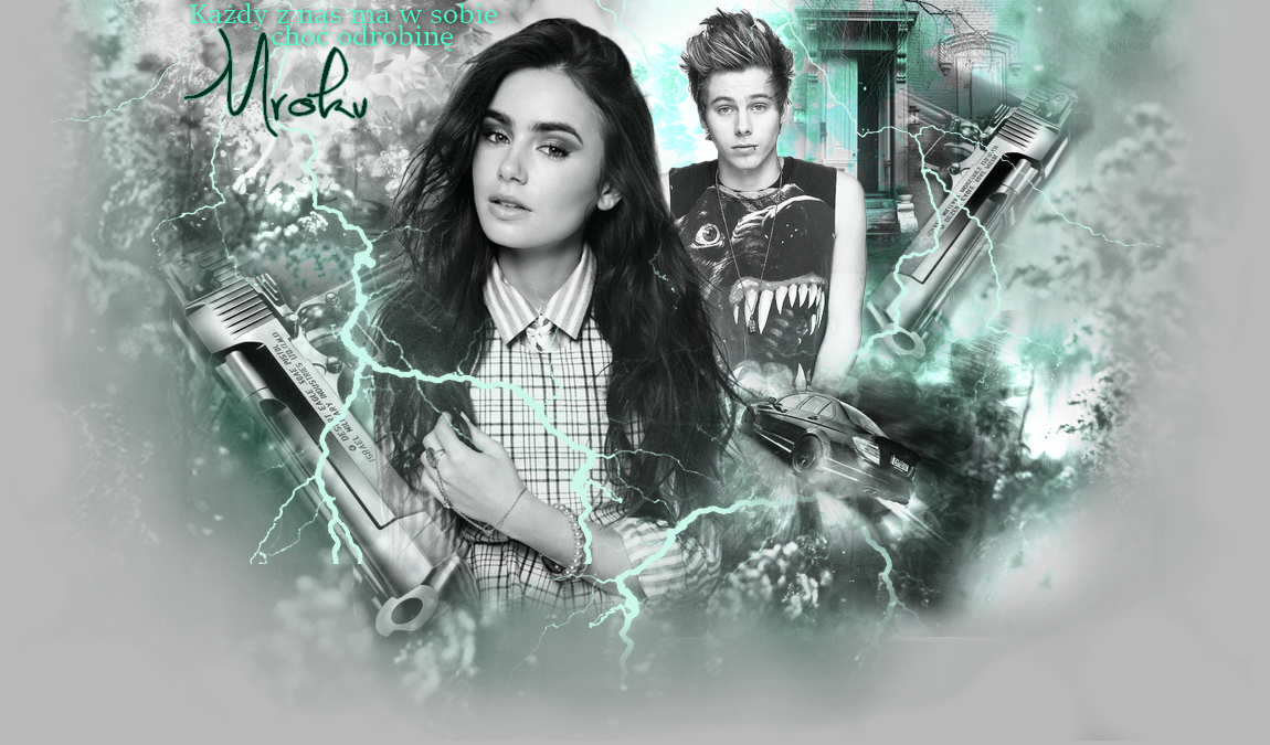 Mrok - ff Luke Hemmings