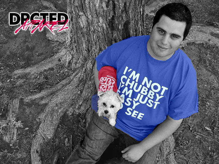 DPCTED Apparel Pet Hoodie And T-Shirt