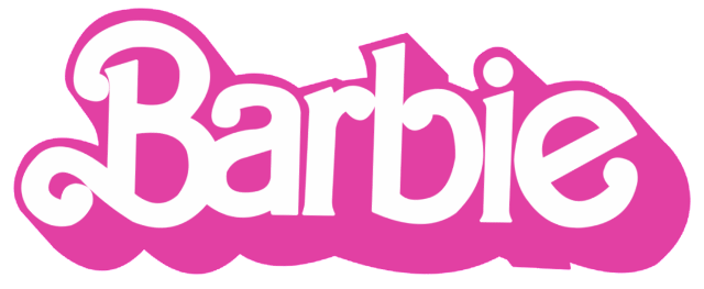 barbie pink facebook logo pictures to pin on pinterest ken barbie logo font old barbie logo font