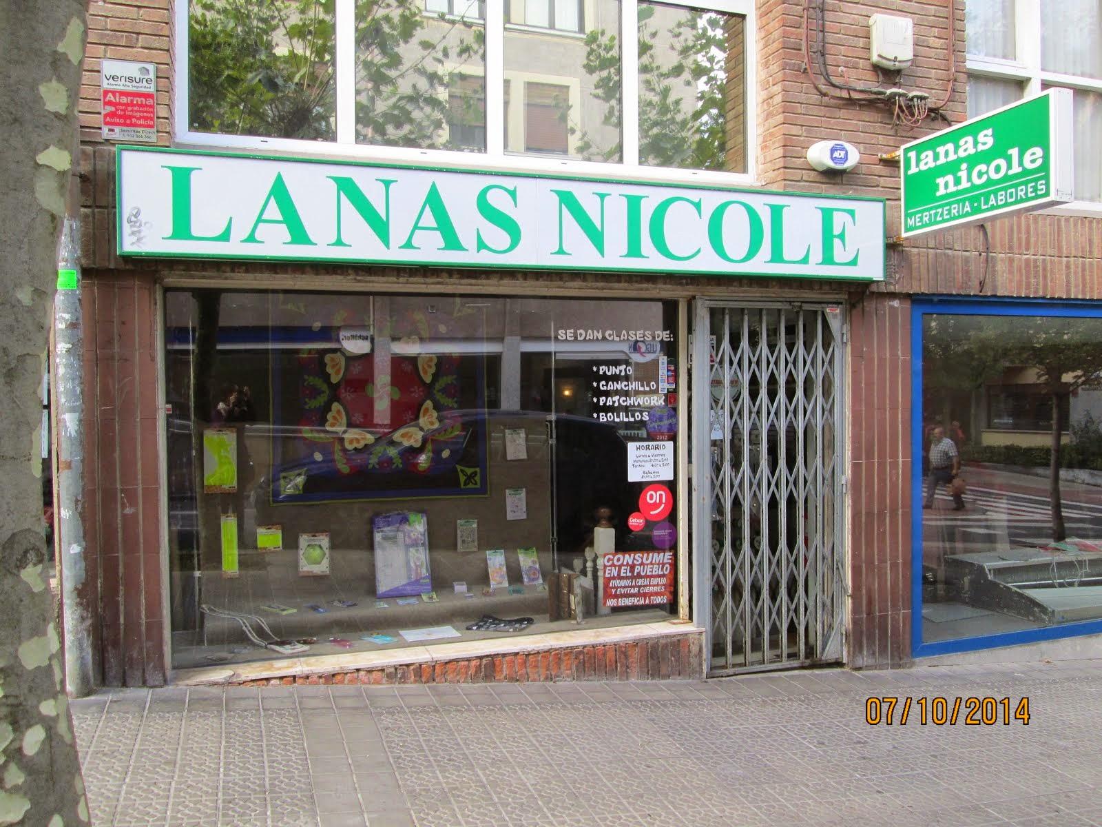 LANAS NICOLE (Algorta)  94 430 25 43