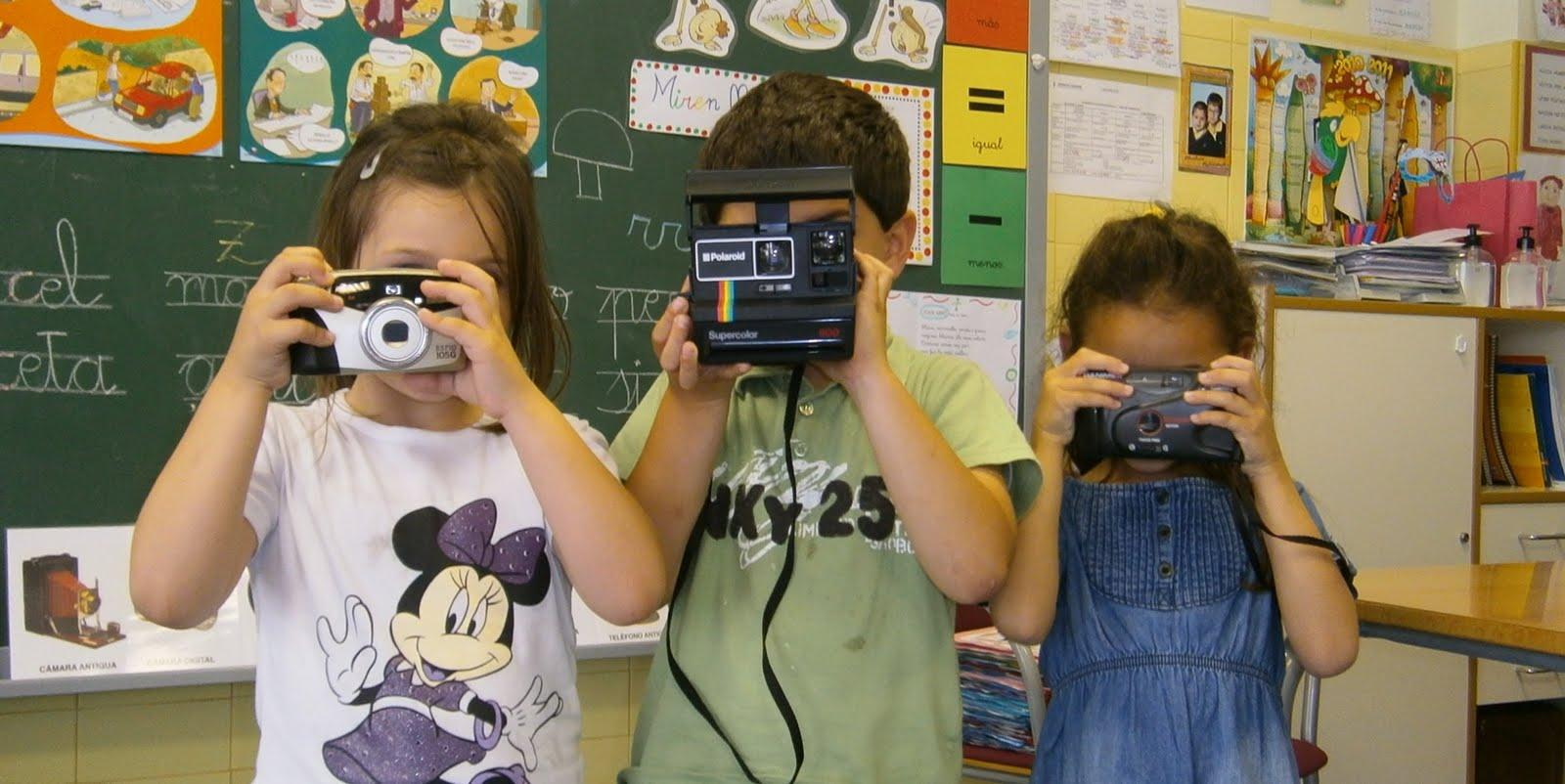 La clase de miren mis experiencias en el aula c mara de - Camaras de fotos infantiles ...