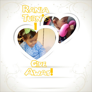 http://lobaksusue.blogspot.com/2015/08/rania-turns-1-giveaway.html