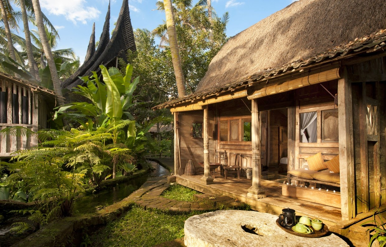 hotel bambu indah