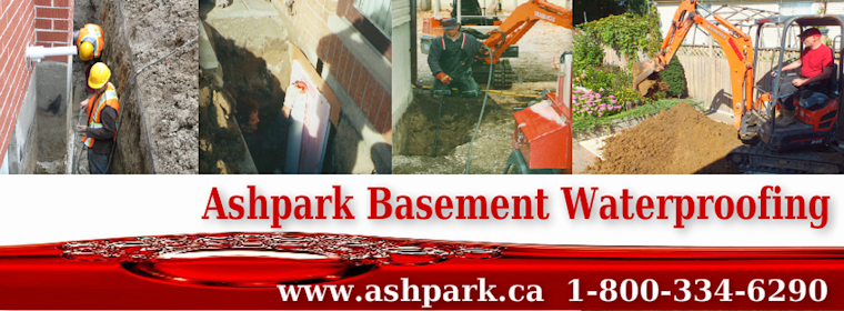 Oakville Basement Foundation Waterproofing Contractors Mississauga in Mississauga dial 310-LEAK