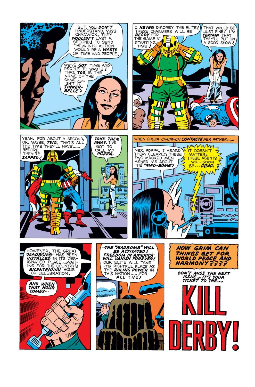 Captain America (1968) Issue #195 #109 - English 17