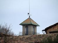 La torre quadrangular de Can Graells