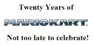 20th Anniversary of Mario Kart