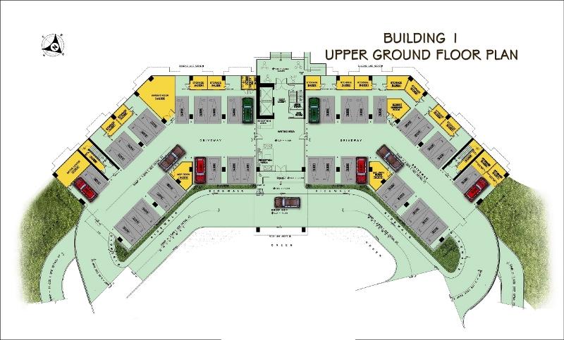 Tower 1  10 Floors (278 Units)