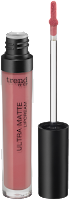 Preview: Die neue dm-Marke trend IT UP - Ultra Matte Lipcream 020 - www.annitschkasblog.de