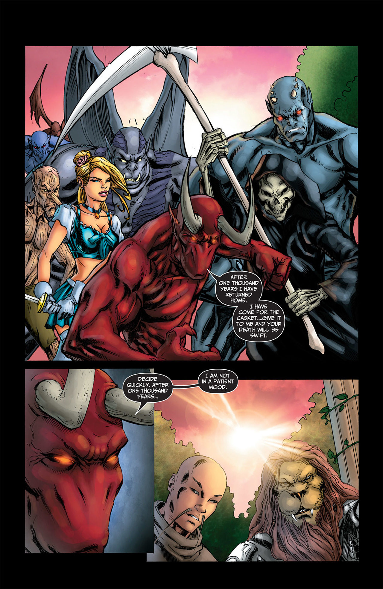 Grimm Fairy Tales (2005) Issue #50 #53 - English 24